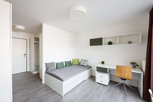1-room apartment berlin
